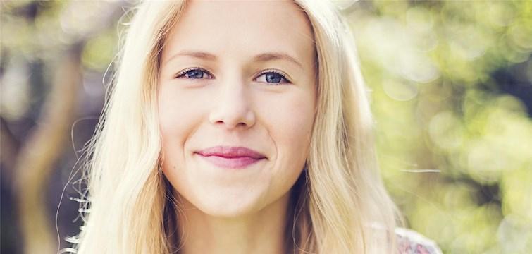Det bästa hon vet är att resa och att fotografera - och favoritbloggaren heter Michaela Forni. Tjejen bakom Veckans blogg här på Nattstad är 16-åriga Amanda Valfridsson.