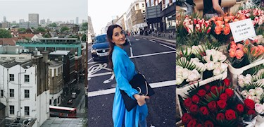 Zwiedź Londyn z Nedą - naszą zwyciężczynią