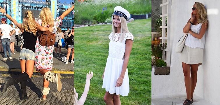 De flyger utomlands, dansar på Summerburst och har picknick i parker. Våra bloggare skapar sommarminnen och man ser hur de njuter. In och läs mer om våra bloggares vecka!
