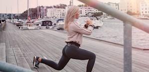 5 skäl att träna för kropp och hjärta