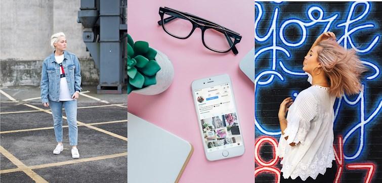 W ostatnim tygodniu nasze międzynarodowe blogerki dzieliły się miłością do miasta, które nigdy nie zawodzi, zainspirowały nas do noszenia dżinsów oraz udzieliły kilku Instagramowych rad!