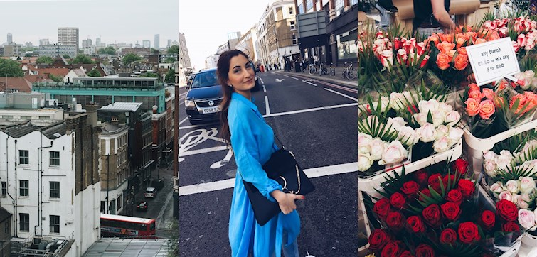 The winner of our blogging challenge #Nouw30DayCallenge has just come home from her inspirational trip to London. Tag along when Neda and her boyfriend Oscar stroll around, eat amazing food and find gems in London.