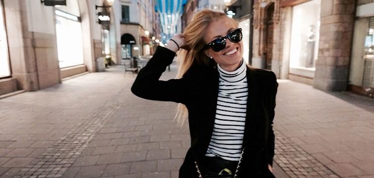 Idag välkomnar vi 25-åriga, Stockholmsbosatta Jennifer Klingvall till Nouw-familjen. I samband med starten passade vi på att ställa några relevanta frågor till vår nya modebloggare. Spana in!
