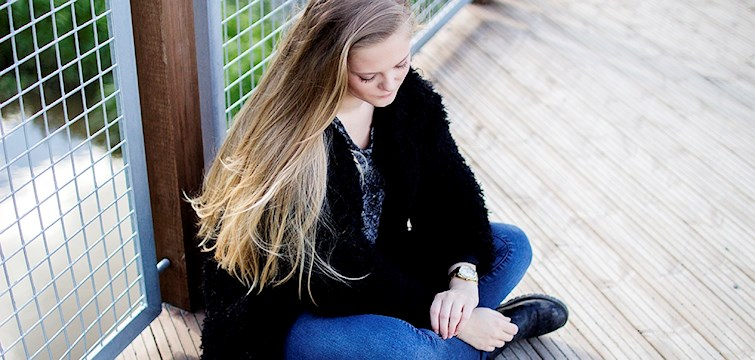 Hun er 18 år, elsker mote og synes at man skal lese hennes blogg for å inspireres. Ukens blogg her på nouw er Line Cecilie Larsen.