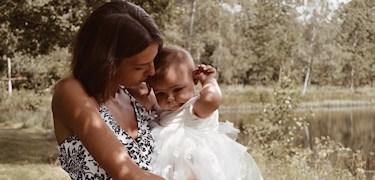 """""""Mitt liv har fått en helt ny mening sedan jag blev mamma"""""""