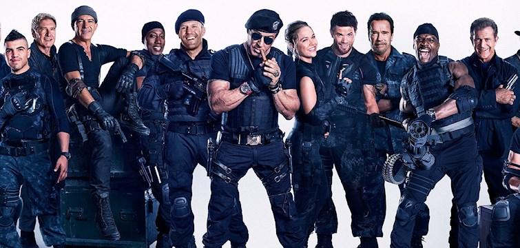 """Nattstad lottar ut tio biljetter till filmen """"Expendables 3"""" som har världspremiär den 13 augusti."""