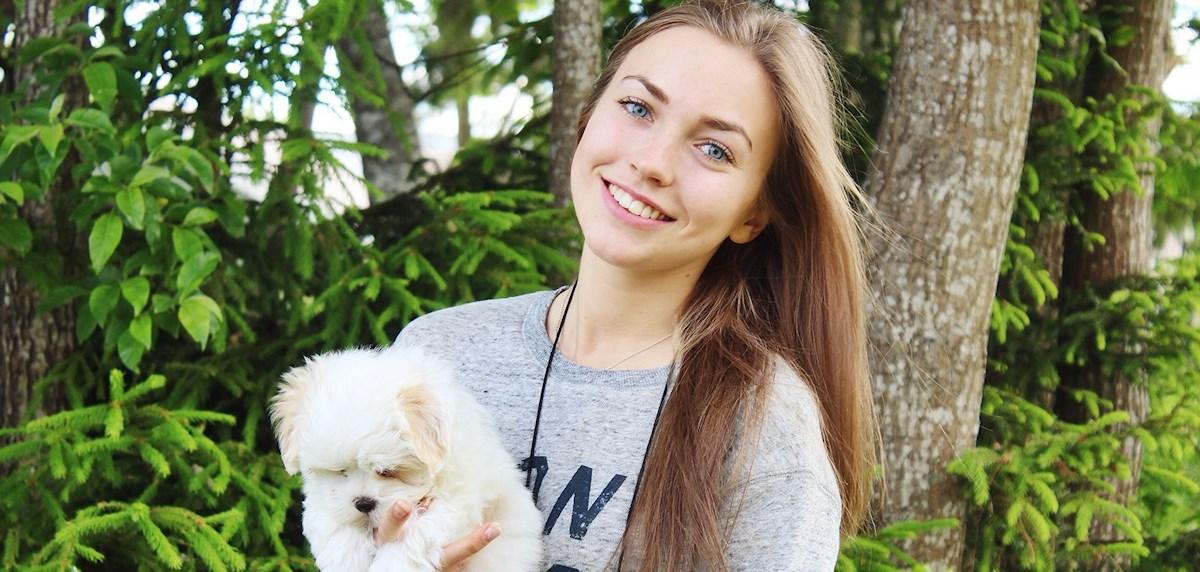 "DENNE UKENS BLOGG: Johanne ""Fitness"" featured image"