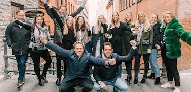 #NouwTeamMeetup i Stockholm