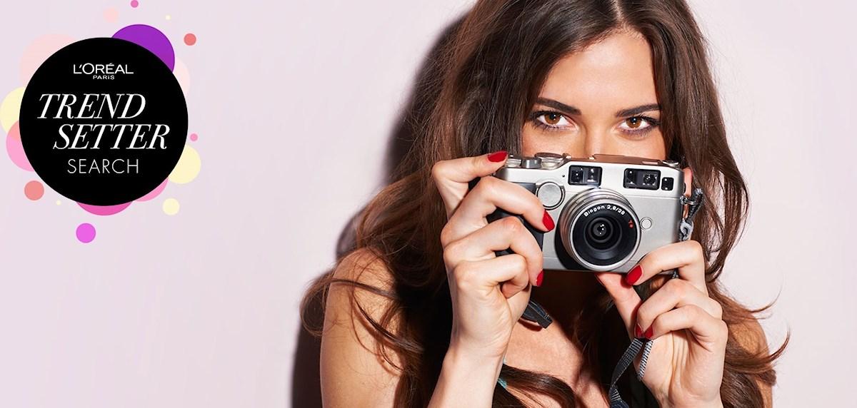 L'Oréal Paris Official Trendsetter – deltävling 2 featured image