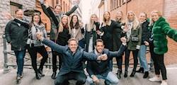 #NouwTeamMeetup in Stockholm