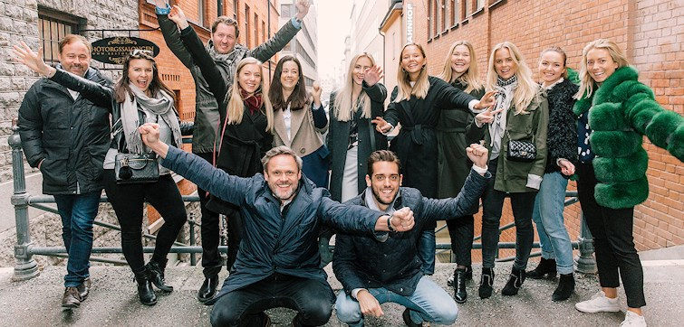 In the beginning of this week, all Nouw employees from our offices in Denmark, Norway and Poland gathered in the Swedish capital. We discussed future plans, new ideas, design and content. Come along behind the scenes!