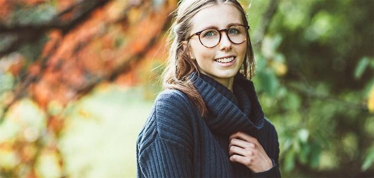 Hon växte upp i Stockholm, började blogga för att det verkade roligt och driver nu en blogg om livets alla delar. Veckans blogg här på Nattstad är Lovisa Briggert.