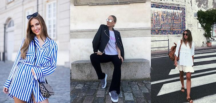 Denne uges Nouw outfits præger helt klart præg af at sommeren er ved at komme til Danmark. De løser kjoler er blevet fundet frem og vi ser en del flotte farver på deres outifts. Læs med her og bliv inspireret!