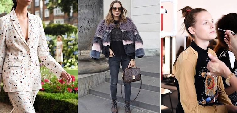 Denne uge har stået på utroligt mange fine billeder fra Copenhagen Fashion Week. Derudover har nogle af bloggerne nydt deres sommerferie i udlandet. Læs med her og bliv inspireret fra en fantastisk uge fra bloggernes side!
