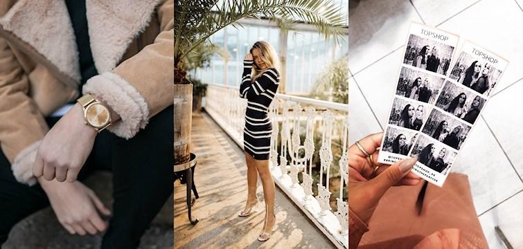 Förra veckan hade våra bloggare årspremiär för jultröjan, en avslappnande weekend i Miami, visade bilder från sin palmkantade gata i Kalifornien och fyllde lägenheten med juldoft då det bakades pepparkakor!