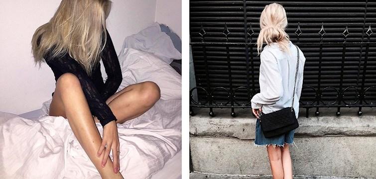 """Denne uges blogger er Sarah Frey. Sarahs bedste modetip af """"stay basic, but differen"""" og så drømmer hun om at blive stylist og make-up artist. Læs med her og lær Sarah bedre at kende."""