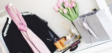 5 tips på hur du styr upp din garderob
