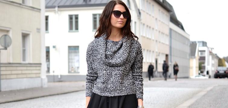 Glöm mobilbilder och halvdana blogginlägg - Här bjuds det på perfektionism. Hon älskar mode och tycker ni ska läsa hennes blogg för att inspireras. Veckans blogg här på Nattstad är Ellen Johansson.