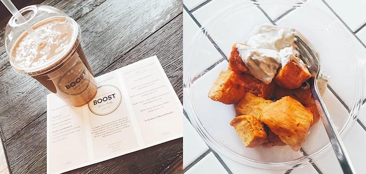 Har du också saknat ett ställe i Göteborg med hälsosam mat rakt igenom? Vi har intervjuat Nouws bloggare Therese Svensson - en av grundarna till Saluhallens nyöppnade hälsobar Boost!