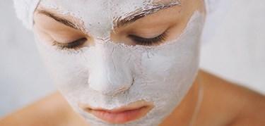 Ansiktsmasker som du kan göra själv