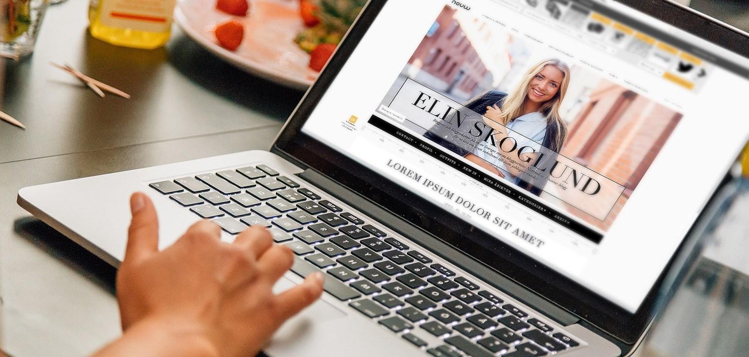 Designtips för din blogg på Nouw