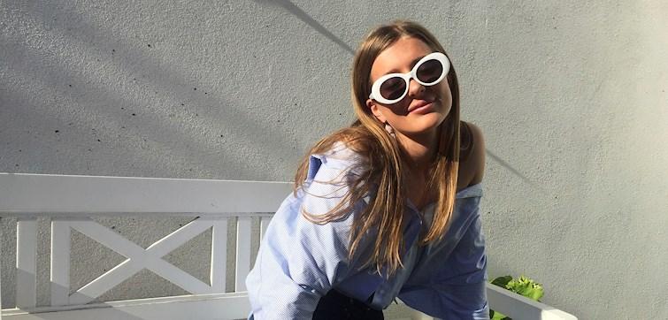 Matilde er denne uges blogger og er en rigtig modeelsker. Hun sørger altid for at komme tidligt i seng om søndagen, for at få den bedste start på ugen og så drømmer hun om at flyttet il København. Læs med her og lær hende bedre at kende.