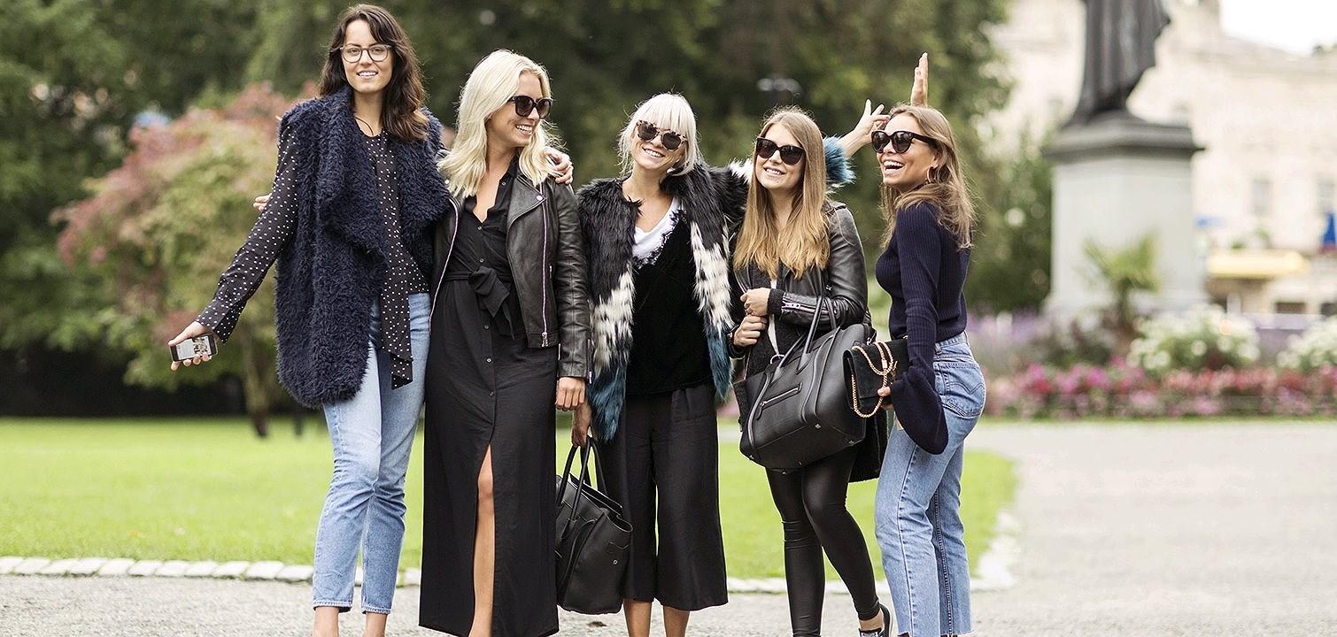 Streetstyle Fashion Week dag 1