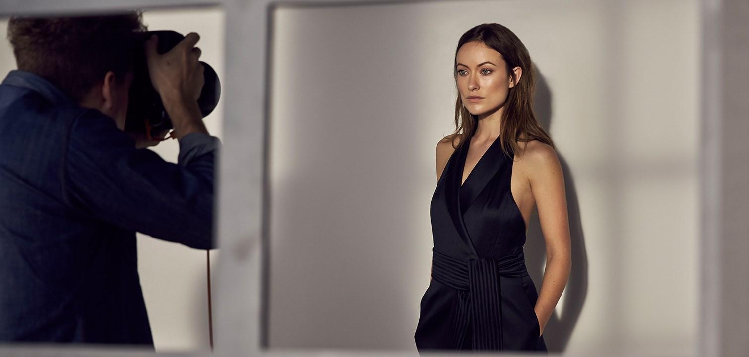 Olivia Wilde nytt ansikte för H&M