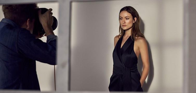 Idag presenterade modejätten H&M skådespelerskan Olivia Wilde som nytt ansikte utåt för vårens släpp av Conscious Exklusive collection.