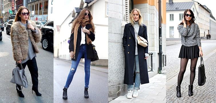 Måndag, ny vecka och inspirationen man hade innan helgen är som bortblåst. Vi har plockat ihop 10 inspirerande outfits från våra Nouw-bloggare som underlättar lite i måndags hetsen.