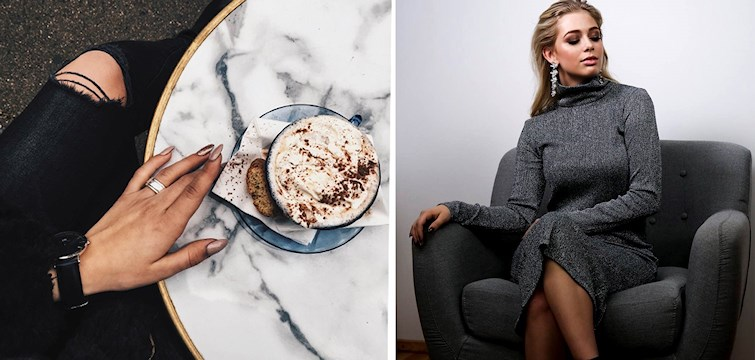 Denne uges blogger er smukke Melissa. Hun arbejder i øjeblikket som model for GHD og tager dig med backstage. Derudover vægter hun ærlighed højt, og mener man kommer langt, ved at være ærlig - vi er enige! Læs med her.