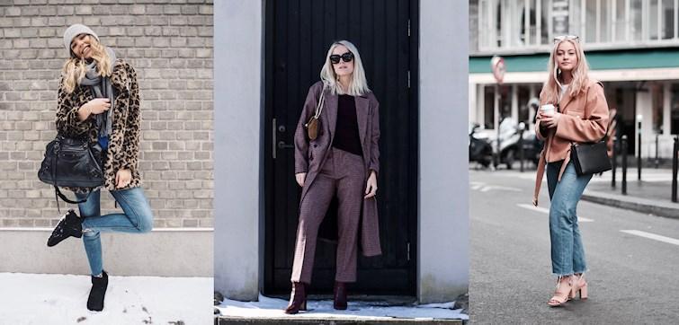 Den här veckan har våra bloggare maxat sina outfits med mönster, färg och extra accessoarer - Klicka er in och få en perfekt dos av fredagsinspiration!