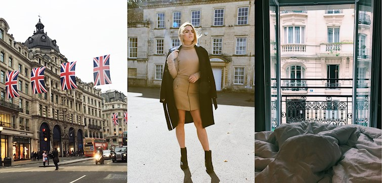 Last week our international bloggers took us on a long weekend to Amsterdam and to a morning in Paris. They baked amazing desserts, went to a Dior-event and talked about being a Londoner and moving abroad.