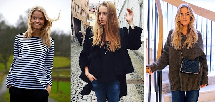 Vi har plockat ihop 9 inspirerande outfits från våra Nouw-bloggare som sparar dig lite tid i julstressen.