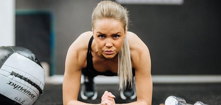 2016 har säkert medfört att många tagit beslutet att skaffa ett gymkort och börja träna. You go! Jag tänkte därför fortsätta på spåret med lite övningar som är grymma för att stärka och tona överkroppen.