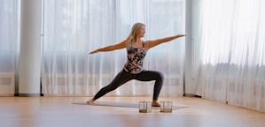 5 anledningar att börja yoga