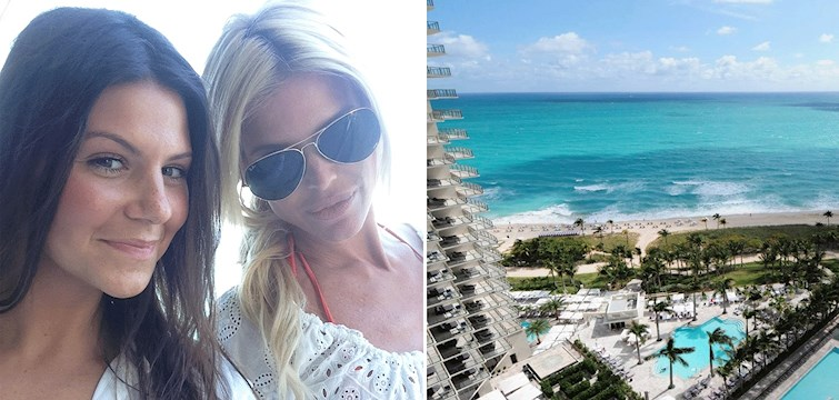 I dagens avsnitt av O-podden reser Jennifer till Miami för ett möte med vår svenska glamdrottning Victoria Silvstedt.
