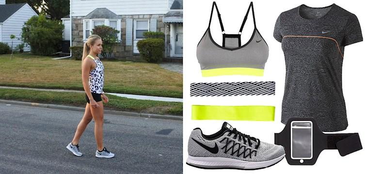 Trots att löpningen inte kräver någon vidare utrustning så krävs det en stark träningsvilja. Och för att underlätta den så tycker jag en bra idé är att investera i skor och kläder som är anpassade för att just springa.