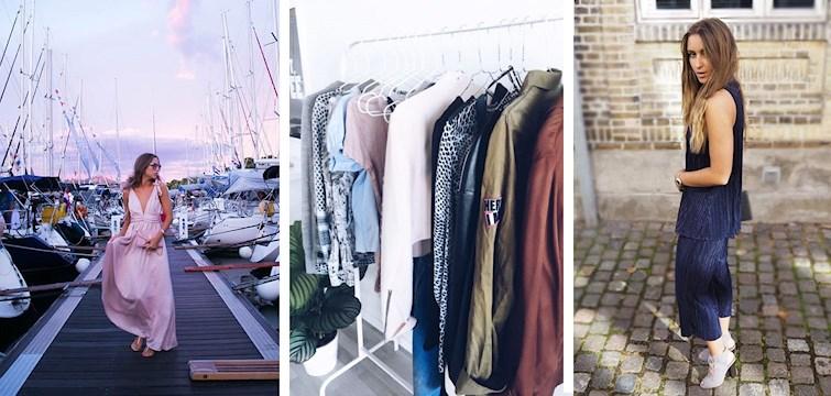 I denne uge har bloggerne vist smukke billeder fra ture til sydens sol, lækre outfits og baby bumps. Læs med her, og find ud af hvad nogle af bloggerne har brugt ugen på.