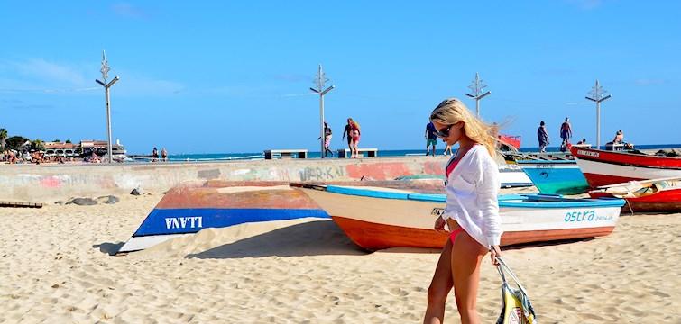 Nouw bloggerskan Elsa Wedebrand spenderade nyligen ett par veckor på den afrikanska ön Kap Verde. Ska du resa dit eller funderar på att resa dit får du inte missa guiden hon gjorde om just Kap Verde.