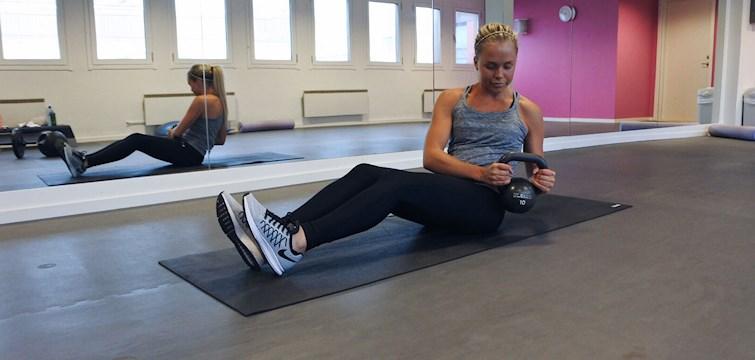 Fokuset denna vecka är att träna dom sneda magmusklerna. Att träna hela magen är optimalt för att få en snygg och stark core. Det är lätt att glömma av att träna de sneda magmusklerna också. Så när du tränar mage nästa gång, lägg in dessa övningar för att bli stark i hela din core!