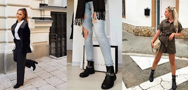Insta Outfits: Style With Black Boots