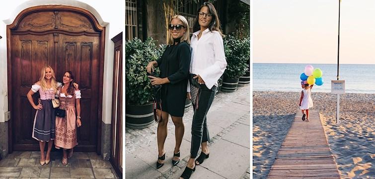 Förra veckan var de flesta av Nouws toppbloggare utomlands på både semester och jobbresor. Vill ni veta vart de åkte? Klicka dig in här!