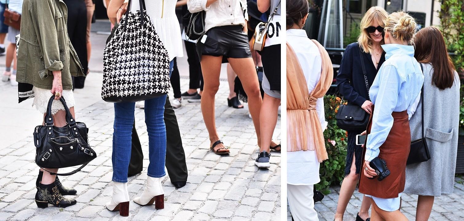 Fashion week streetstyle dag 2