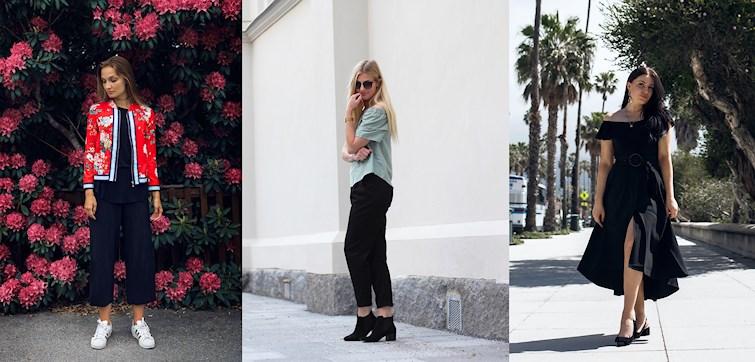 Veckans Nouw - outfits kantas av härliga detaljer i både omgivning och accessoarer, och framförallt har våra bloggare lyckats med fantastiska kombinationer - klicka dig in och inspireras!