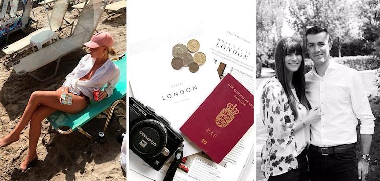 I denne uge har bloggerne delt alt fra skønne feriebilleder, til sjove tegn på man ikke længere er single. Er du nysgerrig? Så læs med lige her.