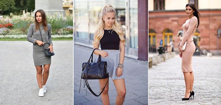 Vädret har visat sig från sin absolut bästa sida den gångna veckan. Vi har sett våra bloggare i matchande set, basplagg och förstås sneakers. Här är veckans bästa Nouw outfits!