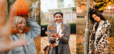 Insta Outfits: Leaves are falling