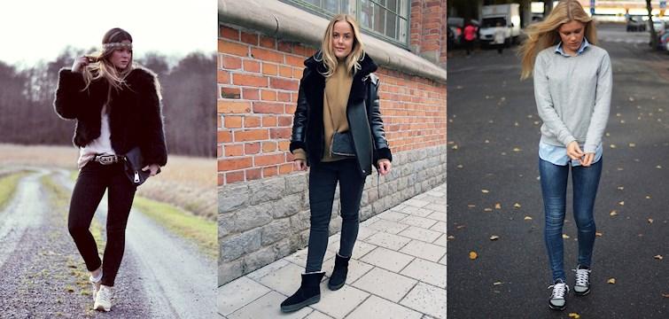Behöver du modeinspiration? Spana in Nouw-bloggerskornas senaste outfits!