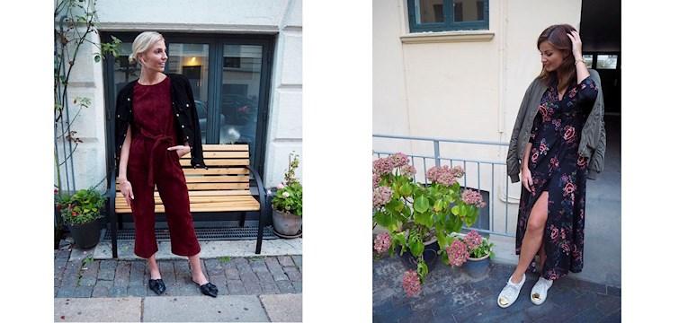 Vi har været så heldige, at få lov til at snage lidt i Copenhagen stories gaderobe. Kunne du tænke dig at vide, hvad de to piger ikke kan undvære henover efteråret eller hvilket outfit de tyer til hvis tøj krisen rammer? Så læs med her.